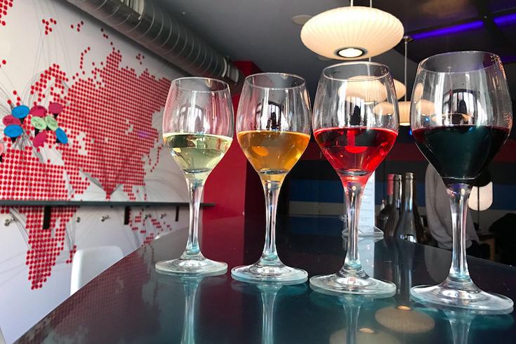 Rainbow Wine