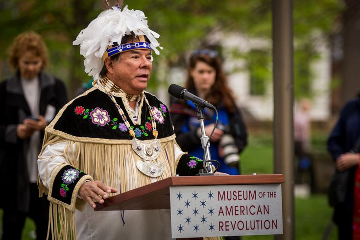 Indigenous Peoples Celebration at Museum of the American Revolution