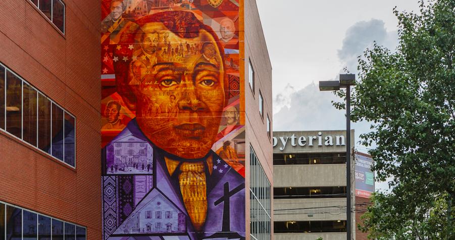 Mural Arts Philadelphia Offering Special Black History