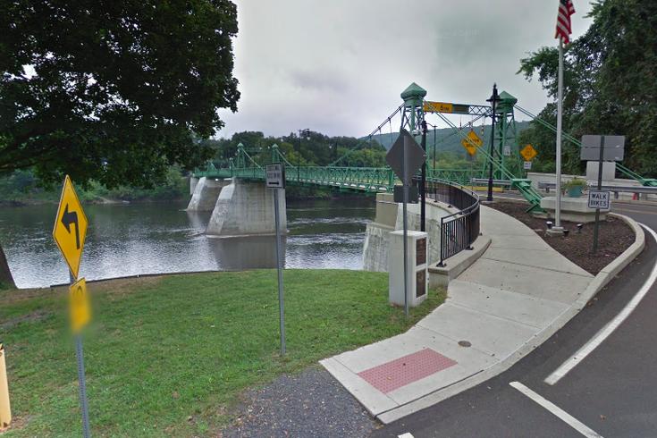 Riegelsville Bridge