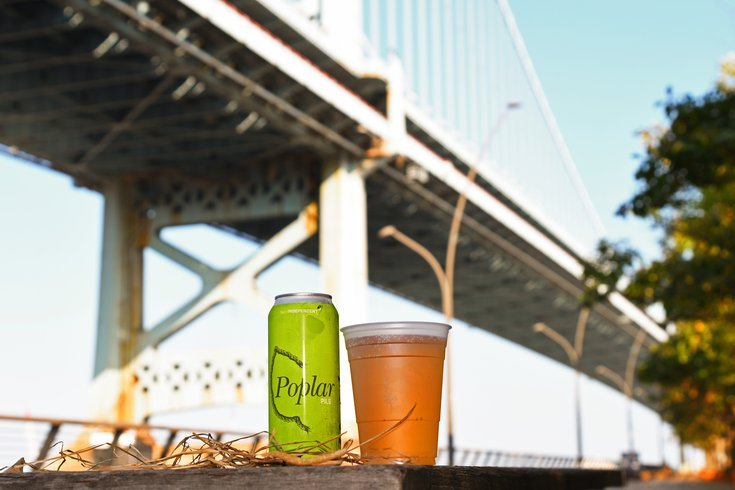 River Beer Garden at Race Street Pier