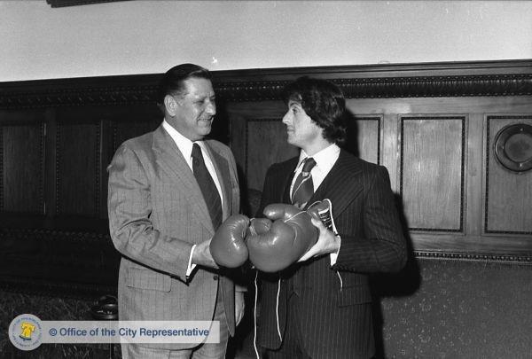 Historic Rocky Photo