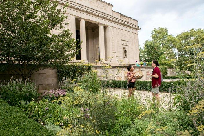 Rodin Museum Garden Bar