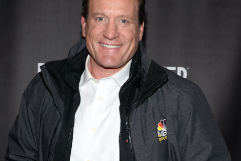 Jeremy Roenick Fired