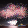 Fireworks on the Delaware River Waterfront