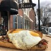 West Chester's Roots Cafe breakfast cheesesteaks