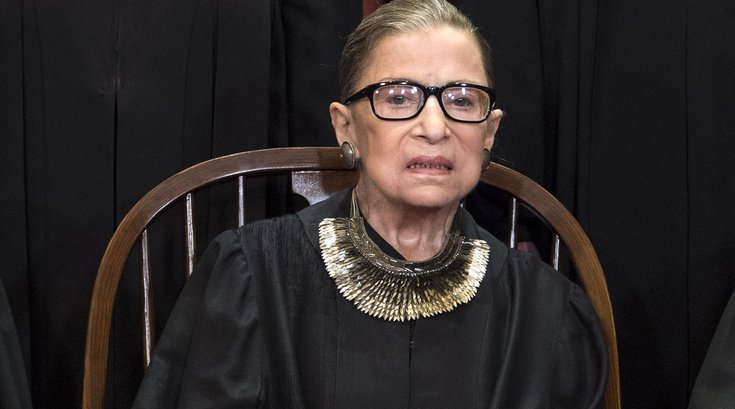 Ruth Bader Ginsburg to receive honor in Philadelphia