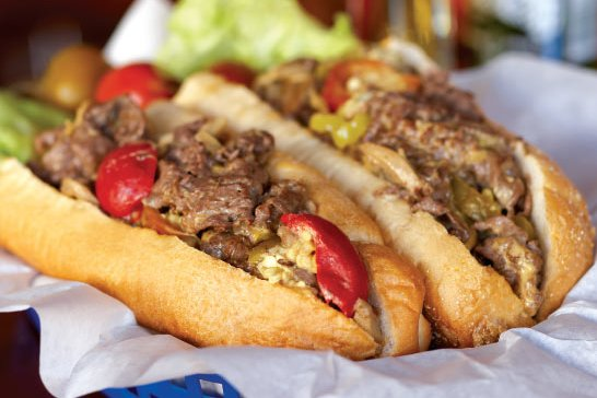 San Francisco Cheesesteak