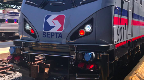 SEPTA ACS-64 locomotive