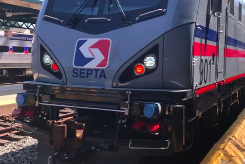 SEPTA ACS-64 locomotive