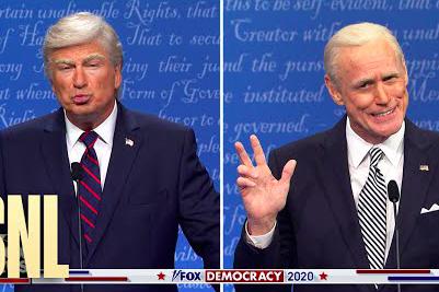 SNL Carrey Biden