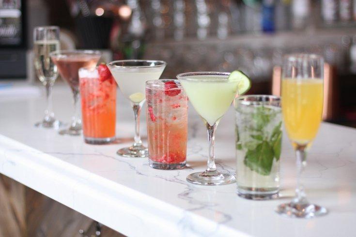 Sake Cocktails at SOMO in Manayunk