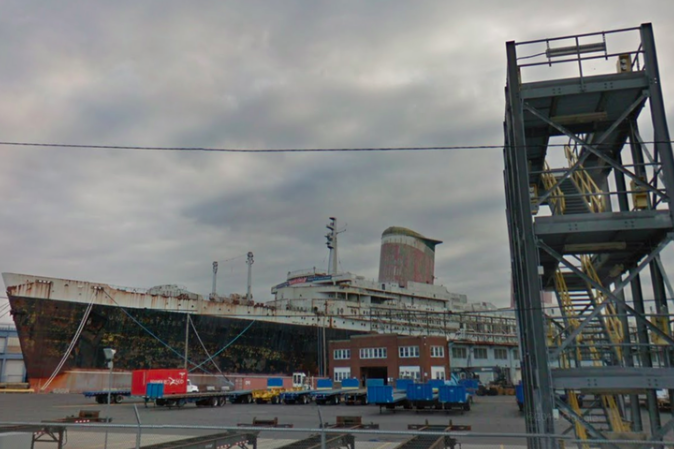 SS United States RXR