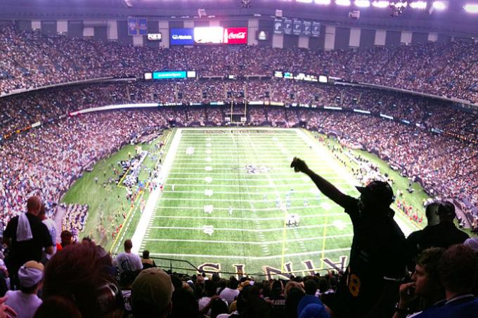 Superdome Saints