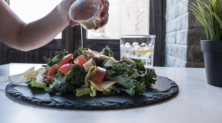 Top Salad