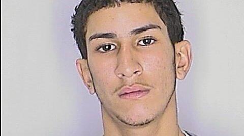 Camden homicide suspect
