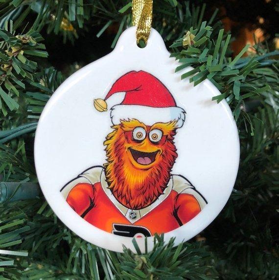 Nhl Christmas Ornaments