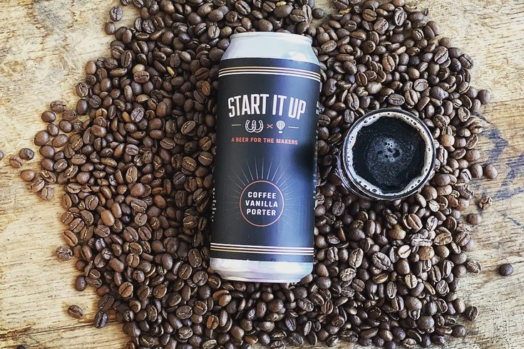 Workhorse Brewing and Saxbys team up to create vanilla coffee porter