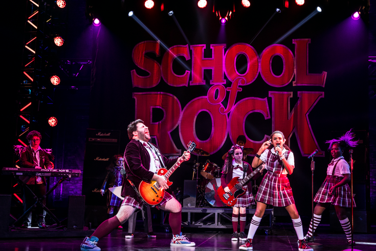 School Of Rock Musical Based On Hit Film Coming To