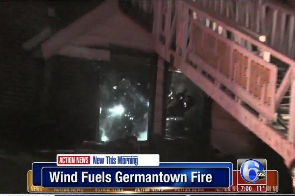 Germantown Fire