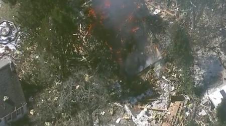 Stafford Gas Main Explosion