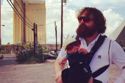 Alan from The Hangover Doppelgänger