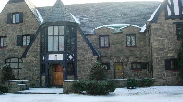 Penn State Kappa Delta Rho fraternity house