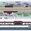 Exton Train Station
