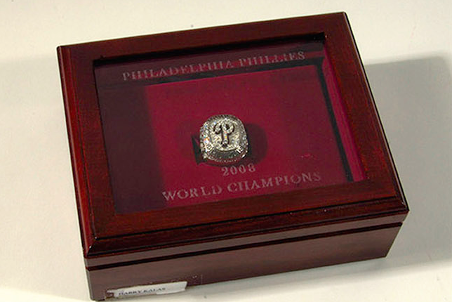 World Series Ring