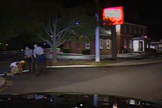 Dover police video