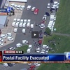 Hazmat at New Jersey post office