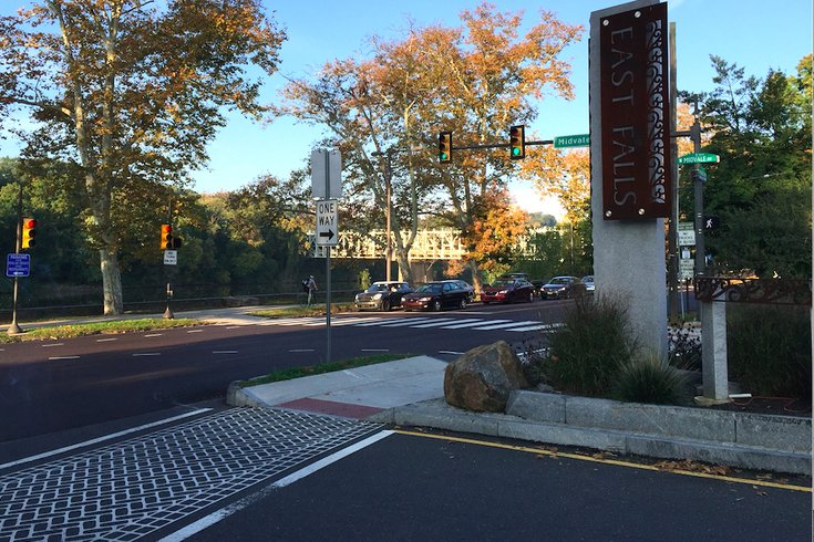 Why East Falls Is Philly S Best Neighborhood Phillyvoice