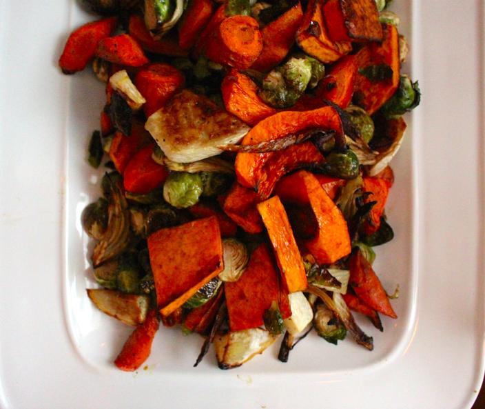 Grateful Plate Side Dish