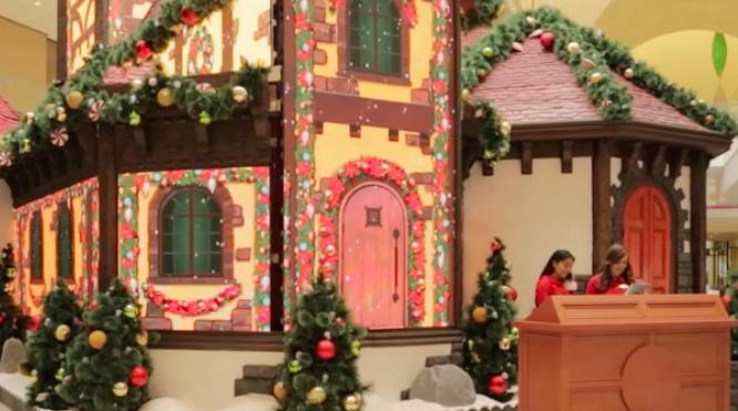 Cherry Hill Mall Santa