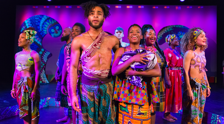 Theatre Horizon's Black Nativity