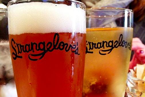 Strangelove's Craft Beer Bar