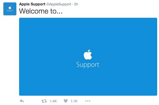 @AppleSupport