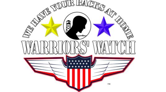 Warriors' Watch Riders Logo