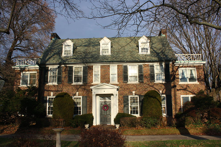 Grace Kelly Home in East Falls