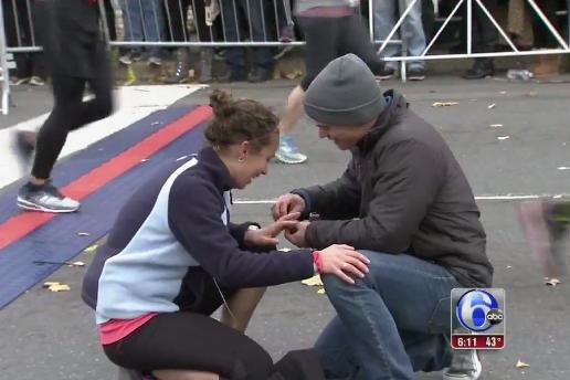 Philadelphia Marathon Proposal