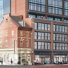 Jewelers Row condo tower rendering