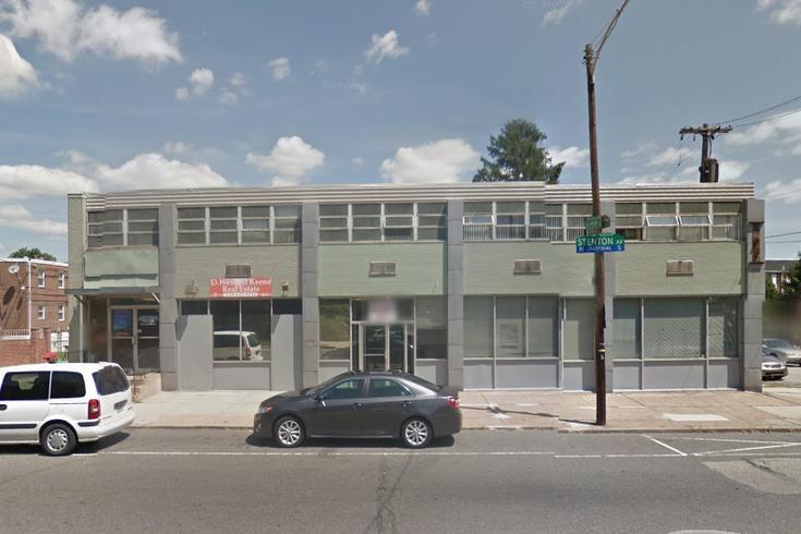 Stenton Avenue medical marijuana dispensary