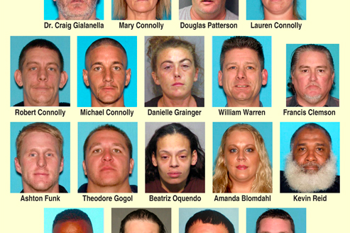Atlantic County drug bust