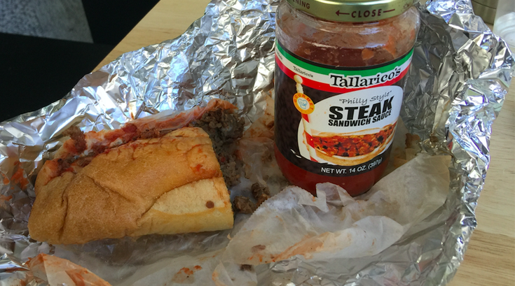 Cheesesteak Sauce