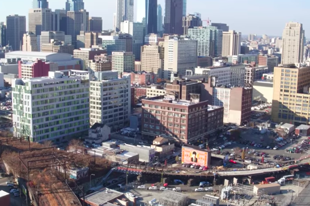 Rail Park - Philly By Drone