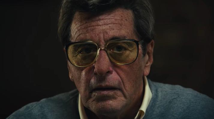 Al Pacino as Paterno