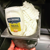 Mayo Ice Cream
