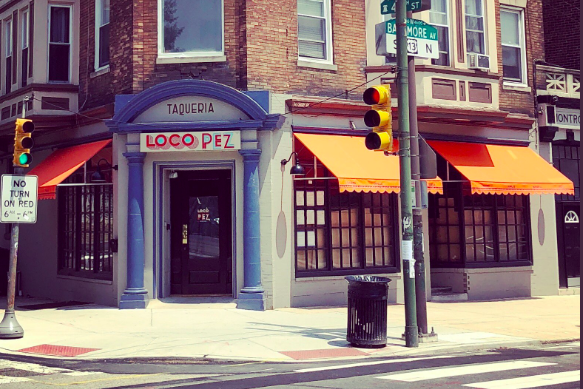 Loco Pez west philly