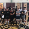 Kensington football equipment stolen