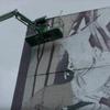Hop Along mural